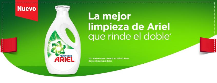 Ariel Liquido