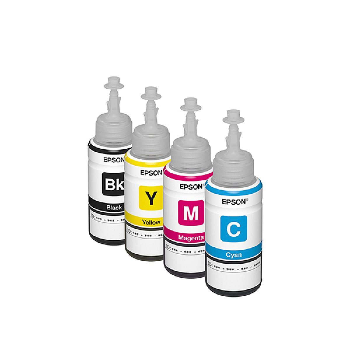 Botella Tinta Epson T664