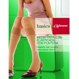Panty Caffarena modelo MEDIA PANTALÓN MUSS CON PUNTERA 0154