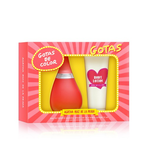 Est. Gotas edt 100ml vp+ body lotion 75 ml