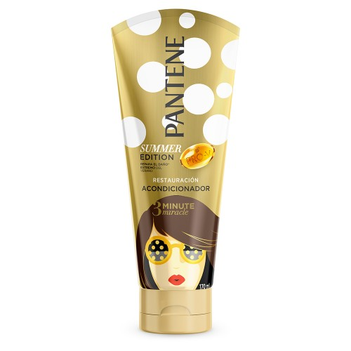 Acondicionador Pantene 3mm Summer 170ml.