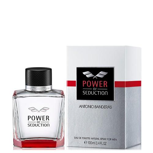Edt Antonio Banderas power of seduction men 50ml