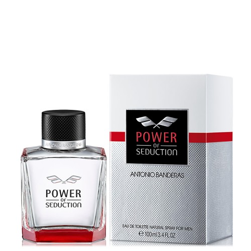 Estuche A.Bandera power of S edt 50ml + shower gel 50ml