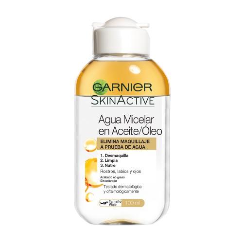 Agua Micelar skin active Garnier wat infused B100ml