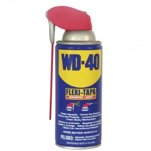 WD-40 254 g flexi tapa