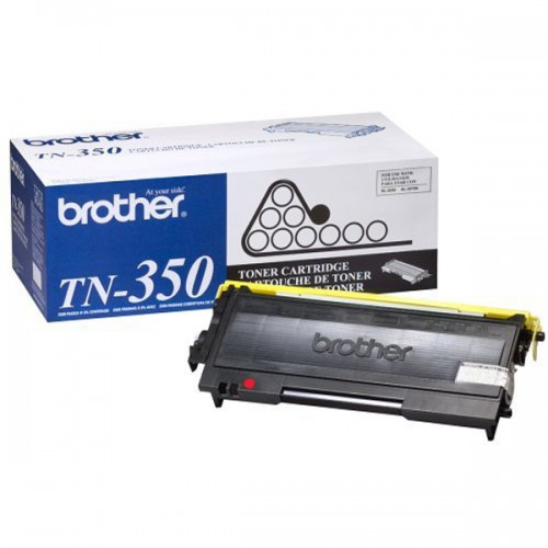 Tóner Brother TN-350 color negro x 1 unidad