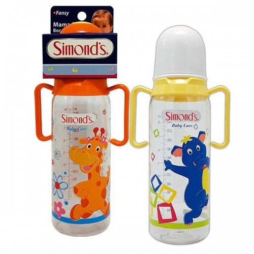 Mamadera Simonds fansy variedades 240ml