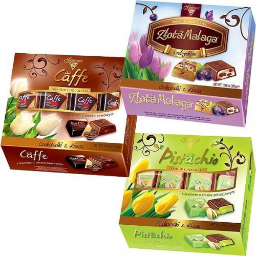 Estuche de chocolates premium 410g
