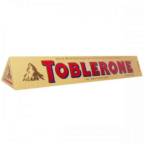Chocolate Toblerone leche 1x200 g