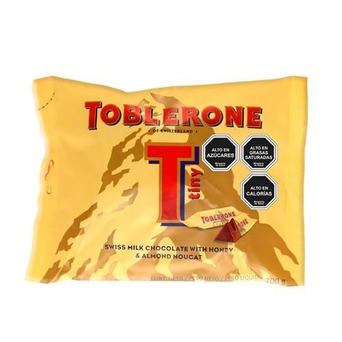 Choc .toblerone mini leche 200g