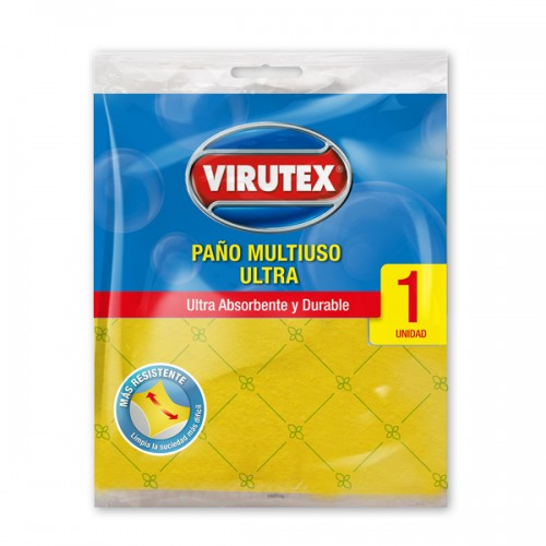 Paño multiuso Virutex ultra x1u