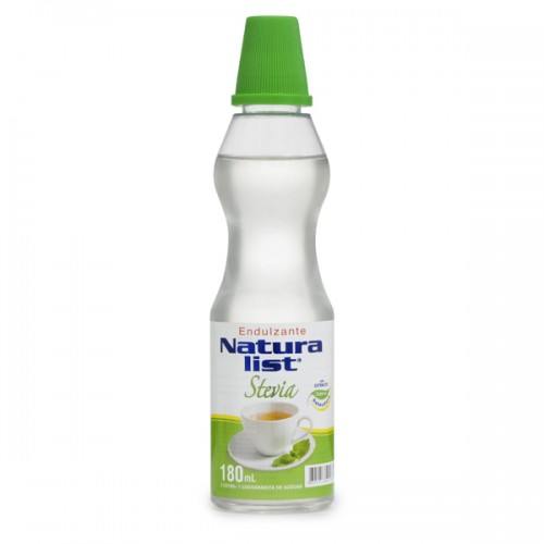 Endulzante Naturalist Stevia 180ml