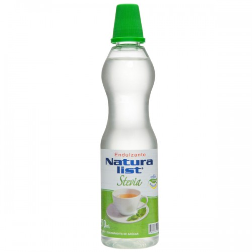 ENDULZANTE NATURA LIST STEVIA 270ML