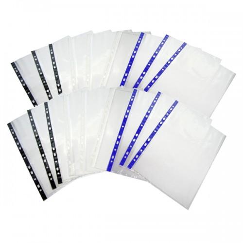 Funda cristal Hand carta x100ud