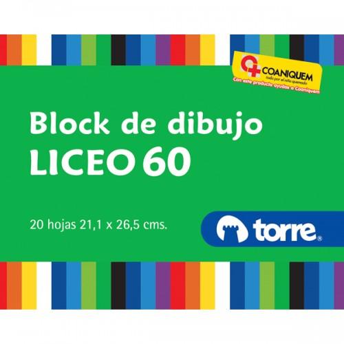 Block Torre Imagia liceo 20 x20ud
