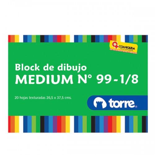 Block Torre Imagia medium 99 1/8 x10ud