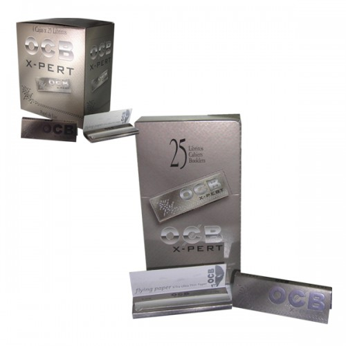 Papel fumar Ocb x-pert display 1x25ud