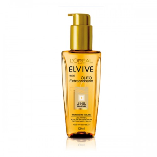 Aceite extraordinario elvive 100ml