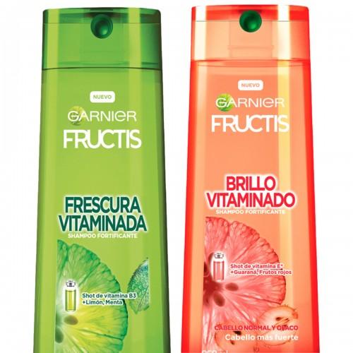 Shampoo vitaminados Fructis 300ml