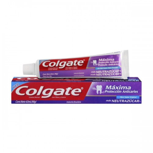 Pasta dental Colgate neutrazucar 90gr