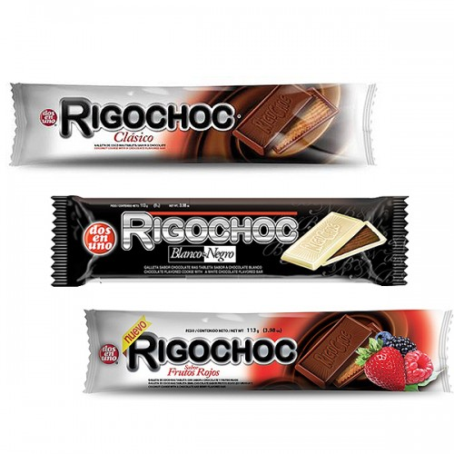 Galleta rigo choc 36x113g