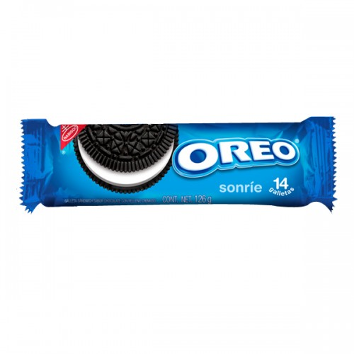 Galleta Oreo regular 30x126g