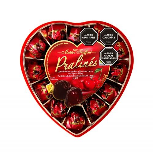 Estuche corazon cherry m.truff 140g