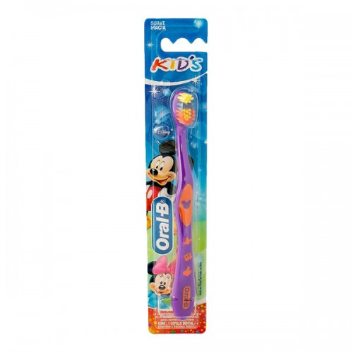 Cepillo Oral-B Mickey blíster 1ud