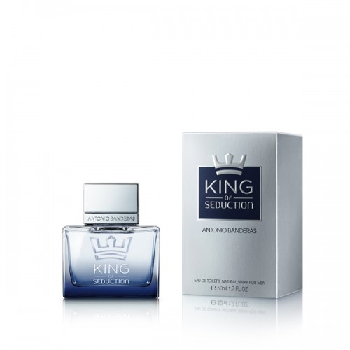 EDT  ANTONIO BANDERAS KING OF SEDUCTION MEN 50ML