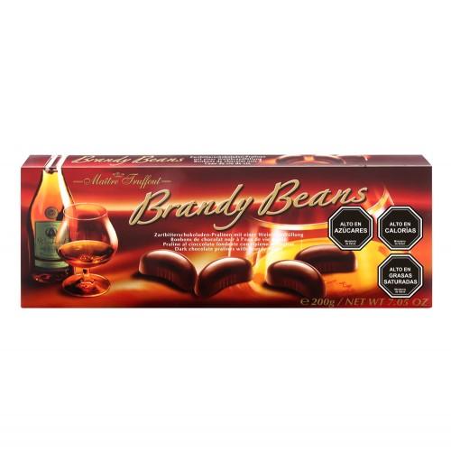 Estuche pralines brandy Maitre Truffout 200 g