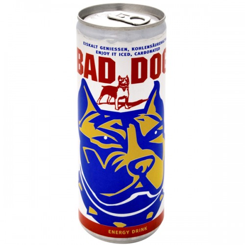 Bebida energética Bad Dog 250 ml
