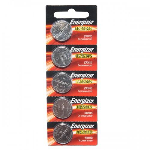 Pila botón Energizer ECR2032 blíster x 5 u