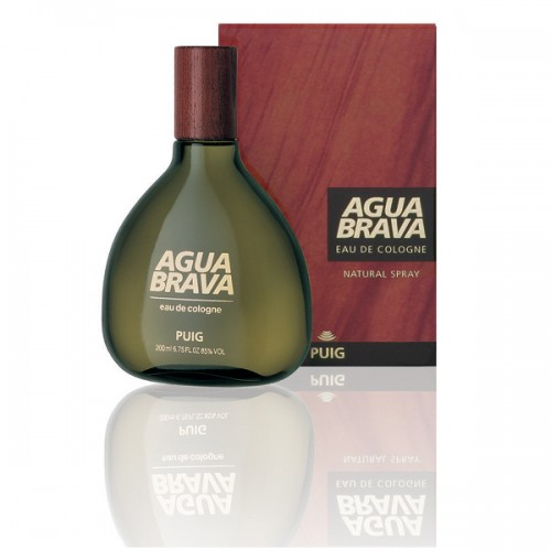 Eau de cologne Agua Brava men 200ml