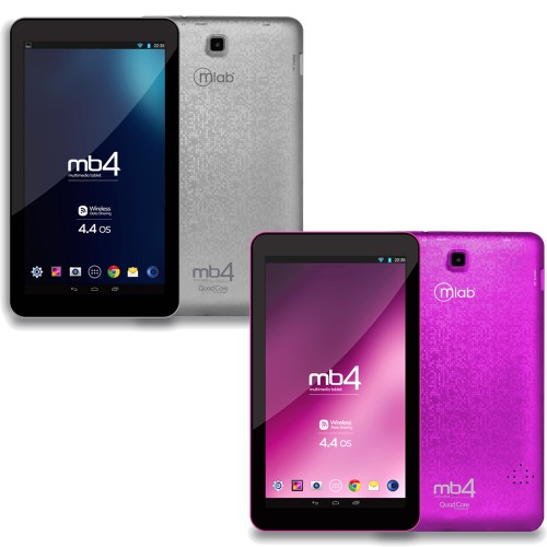 Tablet Microlab quad core MB4