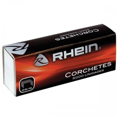 Corchetes Rhein 26/6 x5000ud
