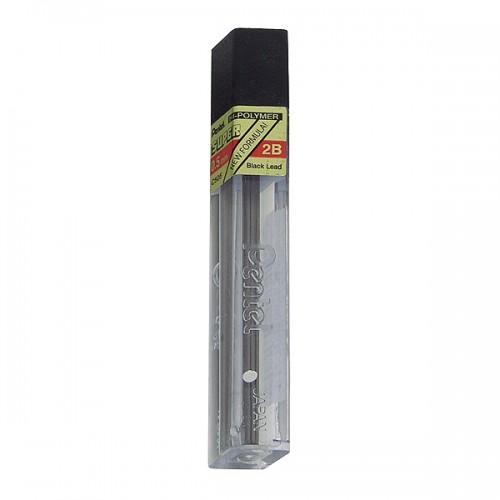 Minas Pentel 2B 0.5mm x12ud