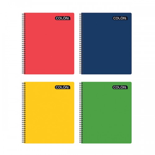 Cuaderno universitario COLON LISO MA10X100 0501