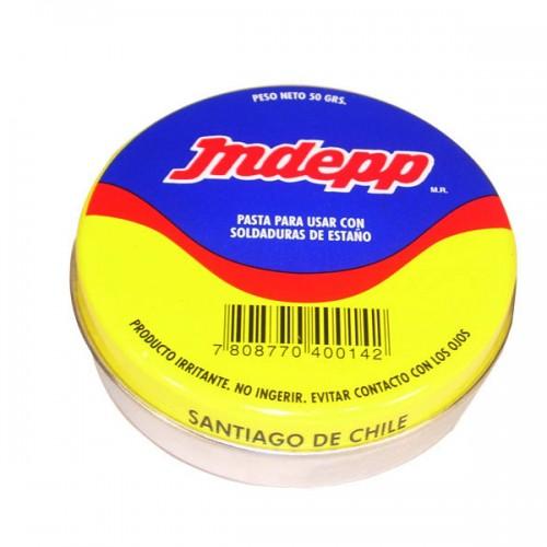 Pasta soldar Indepp lata 50 g