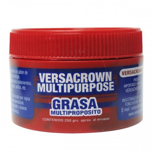 Grasa multiproposito roja Versacrow 250 g