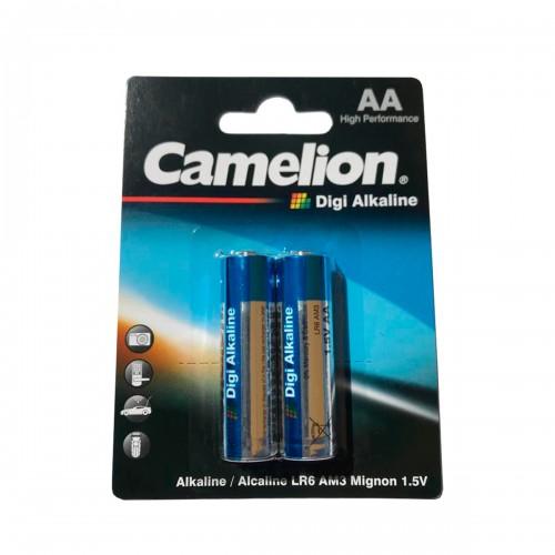 Pila alcalina Camelion blíster AAx2