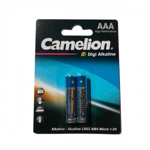 Pila alcalina Camelion blíster AAAx2