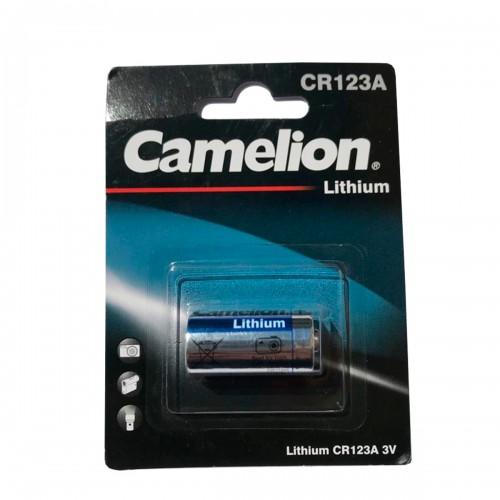 Pila litio fotográfica Camelion CR123