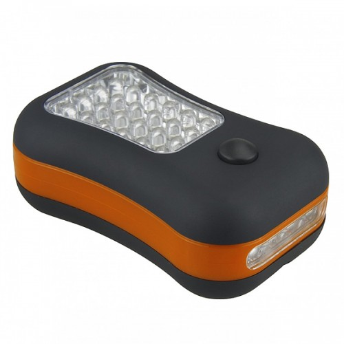 Lampara WORKLAMP 24 LED SL7280-BP, CAMELION
