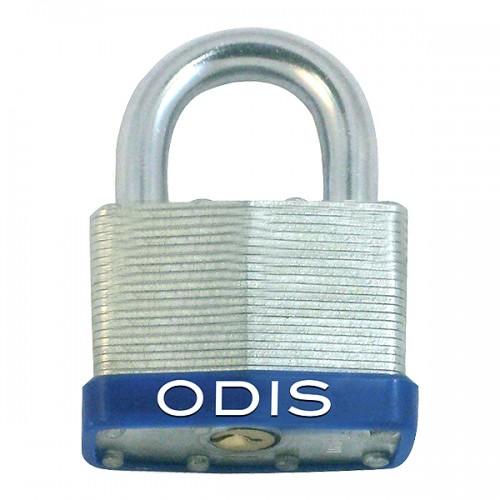 Candado laminado Odis x 2 unidades llaves iguales 40 mm