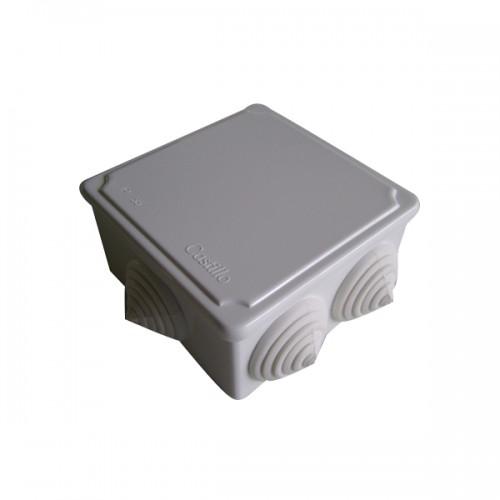 Caja distribución 6 salidas Castillo modelo 2100