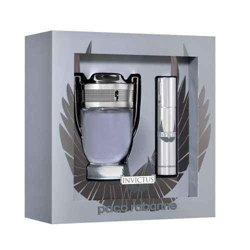 Invictus Paco Rabanne Edt50+Travel spray 10ml ao2016