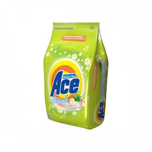 Detergente Ace Naturals Polvo 3 Kilos