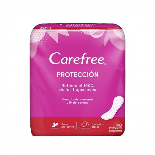 Protector diario Carefree original perfume 1x40ud