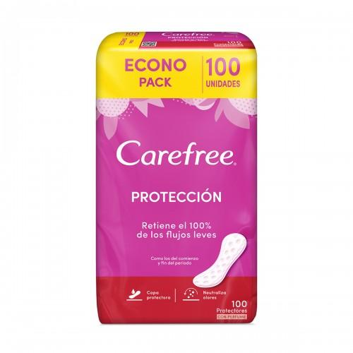 Protector diario Carefree original 1x100ud