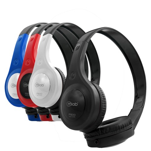 Audífono Microlab P800 headband
